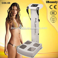 2014 high quality body fat analyzer / biochemistry machine