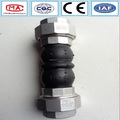 Large exports to Dubai national standard union rubber coupling