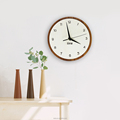 China custom New wood wall clock decor
