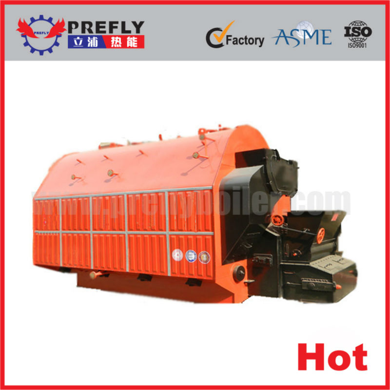 DZL SERIES 1t/h-20t/h industrial coal fired steam boiler for sale