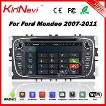 "Kirinavi WC-FU7608 android 5.1 7"" car dvd for ford mondeo 2007 2008 2009 2010 2011 navigation system Mirror Link"