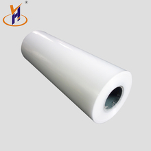 Professional drinks packaging pe shrink film manufacturing in roll for wraping bottles