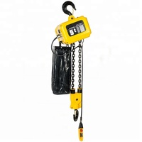 Electric Chain Hoist 500KG to 5Ton