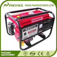 China Supplier (Phonex) ELEMAX Type 2.5KVA 220 Volt Portable Generator for Sale