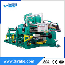 Programmable capacitor foil winding machine
