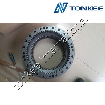 excavator final drive parts R290-7 XKAQ-00206 gear ring for R290-7