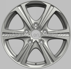 Aluminum alloy wheel manufacturer aftermarket alloy sheel wheel/rim/disk/hub B 60201011