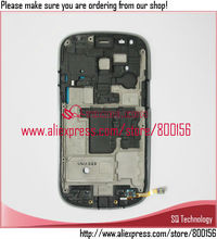 Spare Parts For Samsung S3 Mini i8190 LCD With Digitizer + Frame White