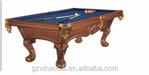 Wholesale european 8 ball pool table