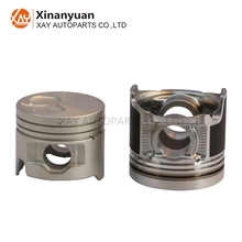 China factory piston model C223 spare parts 89425907290 4ja1 piston for isuzu