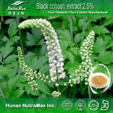 Top Quality Powdered Black Cohosh Extract 4:1 5:1 10:1 20:1