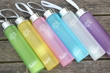 titanium water bottle hanging plastic cup holders infuser for drinking