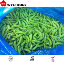 2017 best price frozen IQF sugar snap peas