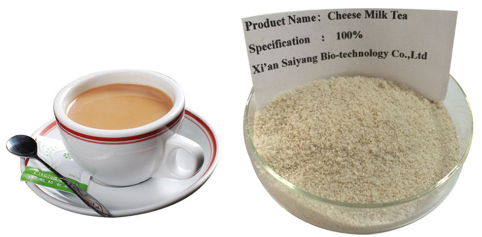 Manufactures Organic Food Grade Cheese Powder for Beverage