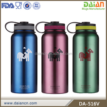 Water Bottles Drinkware Type and stainless steel promotional sports water bottle