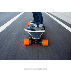 funny electric skateboard cruiser,boosted dual 2000W electronic skateboard