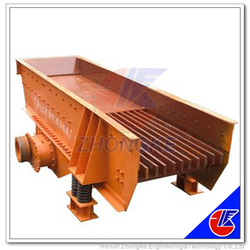 Coal vibrating hopper feeder, Vibrating feeder for coal lump and coal pellet