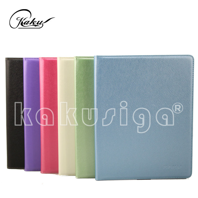 Tablet case 360 degree PU leather case for iPad tablet