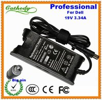 Charger for dell notebook accessory 19.5V 3.34A 3340mma AC power adapter PA-1400-02