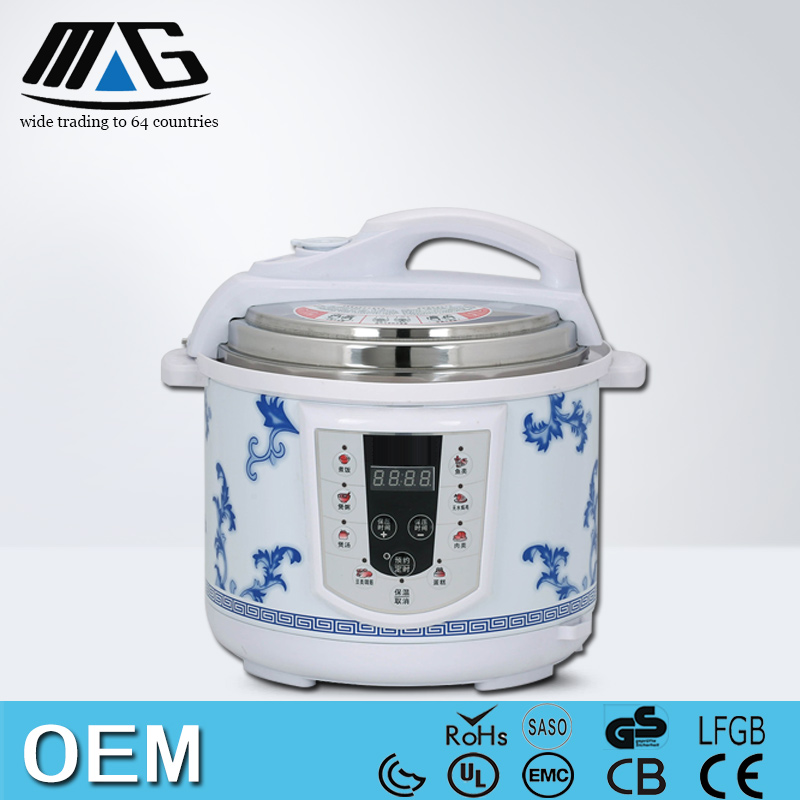 2015 procelain national electrical pressure cooker, Industrial cooker