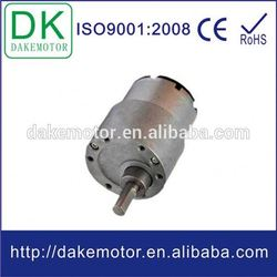 37mm 12V 24V DC massager motor