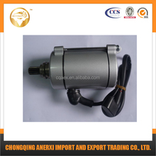 12v 9T Motorcycle CG200 Engine Parts 200cc Starter Motor