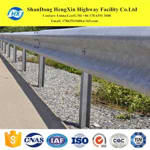 guardrail beam/roadway w beam shapes/highway fence crowd barrier