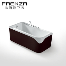 New Arrivals 2017 China Home Large Plastic Bathtub