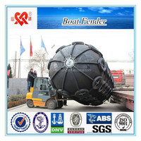Custom Made Large Medium Small High-performance Rubber Inflatable Boat Fender