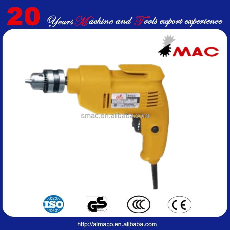 SMAC 400W 10MM professional electric reversible drill 62610
