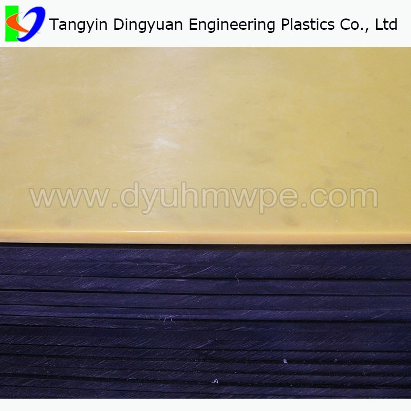 white/black/yellow/green colorful wear resistant uhmw/polyethylene/pe sheet/board/plate/panel