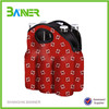 Fashion Customized Pattern neoprene Bottles Wine Tote Wine cooler bag