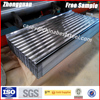 2016 galvanized corrugated metal/steel roofing sheet - ISO9001:2008; BV; SGS Factory in competitive price