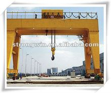 heavy duty rubber tire container gantry cranes