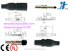 TUV MC3 MC4 PV Solar Panel Connector and Cables for Photovoltaic Panel System Connection