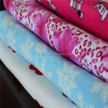 "Dyed flannel fabric 100% cotton flannel 20*10 40*44 43"" 100% cotton flannel fabric"
