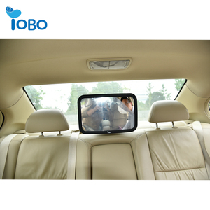 Safety Wide Clear Rear View Baby Car Back Seat Mirror For Car,Clear Baby Car Mirror For Back Seat