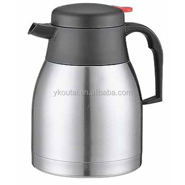 High quality vacuum flask coffee pot,stainless steel coffee pot