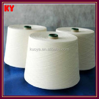 China paper cone polyester /cotton carded yarn