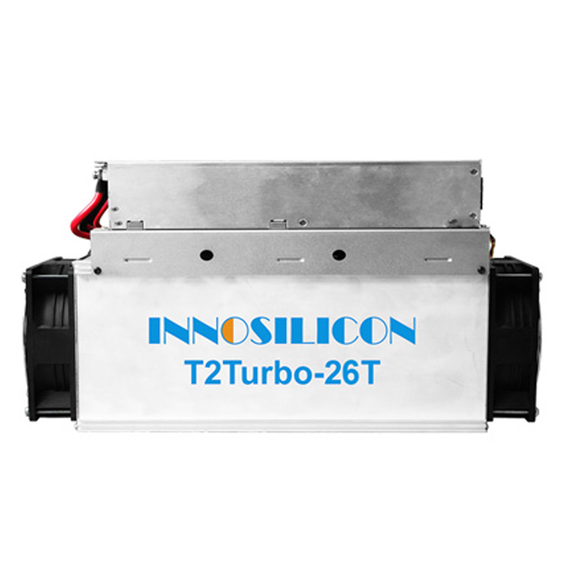 Factory Sell Directly Innosilion T2 Turbo+ 32T T2T-30T 2200W Bitcoin Miner