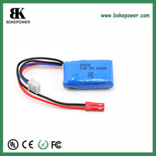 3 cell lithium polymer battery