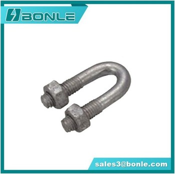 Good Quality Hot Dip Galvanized End Accessories