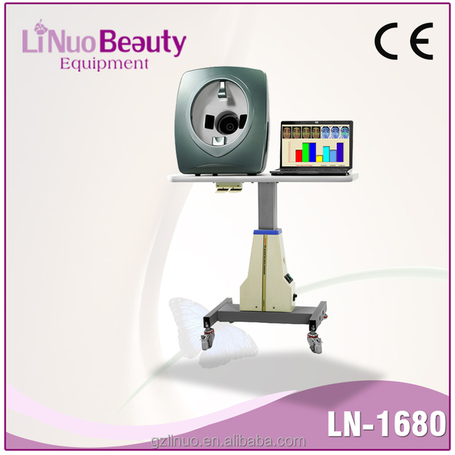 All export products full face skin analyzer from China online shopping