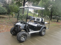 2014 new model luxury golf cart