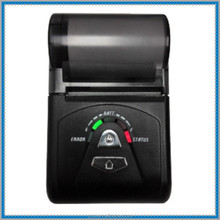 Hotselling product ZCS103 mini kiosk bluetooth mobile thermal printer
