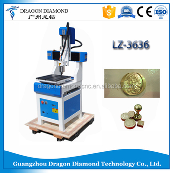 LZ-3636 CNC stone machine / cnc router machine In China / Mini router 360*360