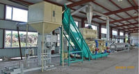 2015 CE Certificated wood pellet making machine/pellet making machine/wood pellet production line
