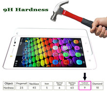 9H 0.25mm Toughened Scratch screen protector Premium glass tempered for LENOVO K910 VIBE Z K6 X910