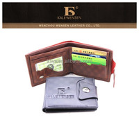 Fashion Men PU Leather Wallet for Sale Wholesale
