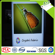 digital/dye sublimation printing tension fabric light box for led banner display